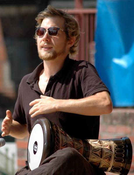 Ventanas (percussion) - photo credit: Amity Skala