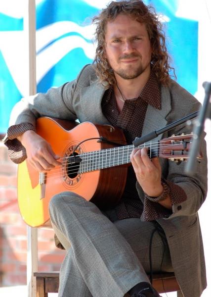 Ventanas (guitar) - photo credit: Amity Skala