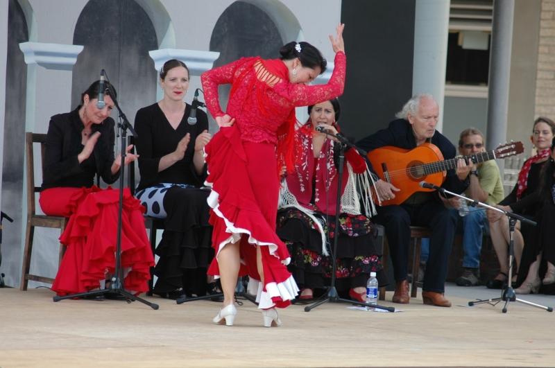 Mozaico Flamenco - photo credit: Amity Skala