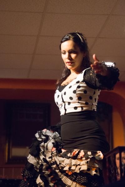 Fiona Malena show - photo credit and copyright Aengus MacIntosh