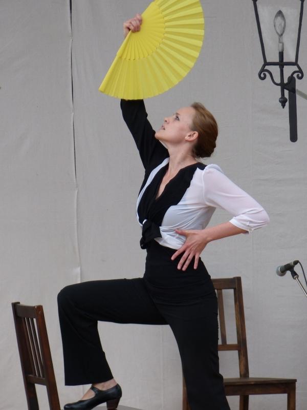 Fin de Fiesta Flamenco -- Photo credit: Amity Skala