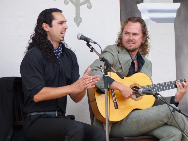 Cante y Guitarra Photo credit: Amity Skala