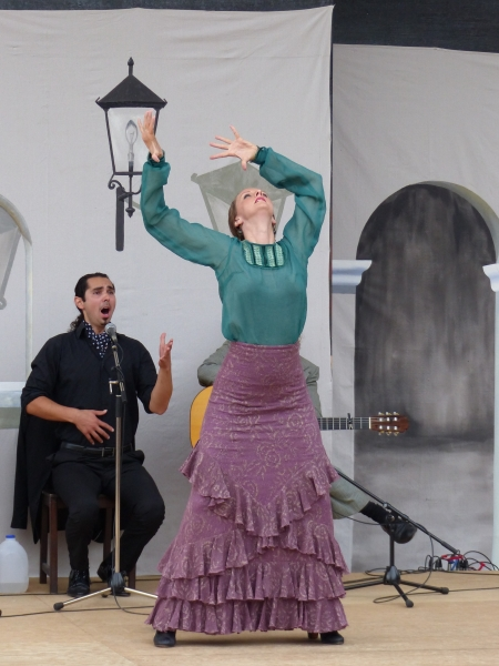 Fin de Fiesta Flamenco - Photo credit: Amity Skala