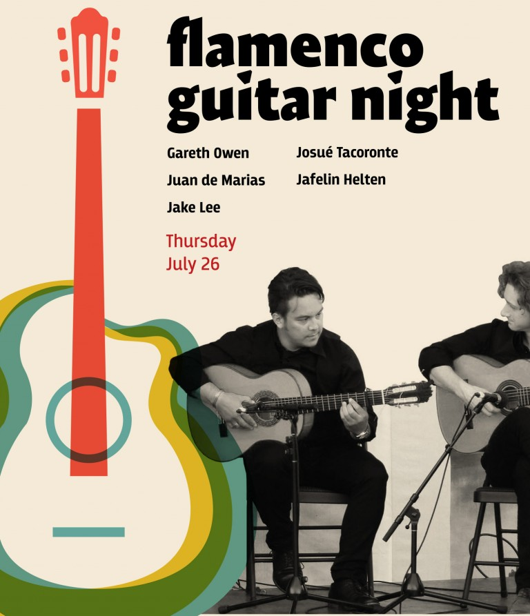 Flamenco Guitar Night - SOLD OUT