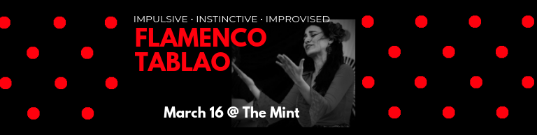 Flamenco Tablao - SOLD OUT