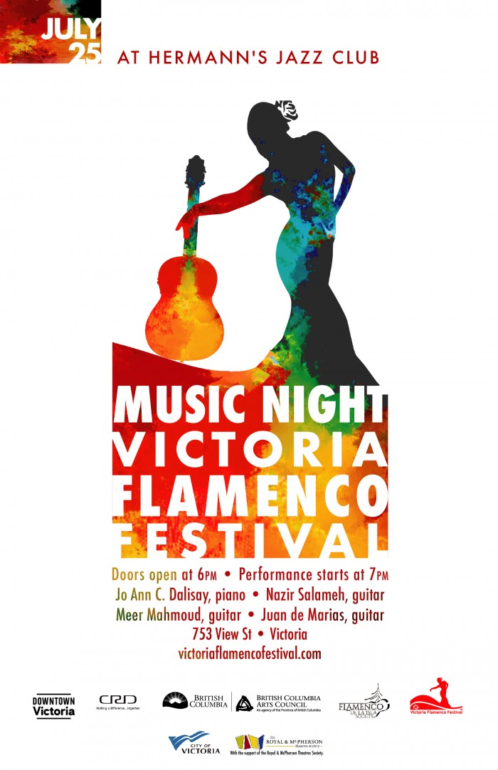 VFF-Digital_Posters_The Music Night