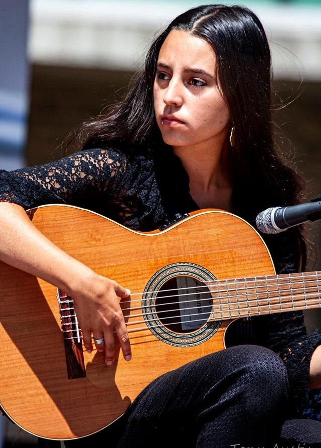 Flamenco Guitar with Gareth Owen and Iminah Kani